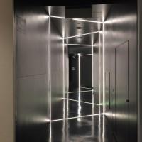 「光の回廊」ビッグステップ3階廊下